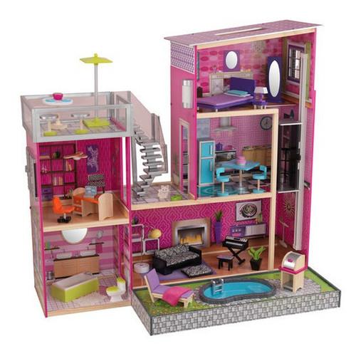 Кукольный домик KidKraft Luxury (65833)