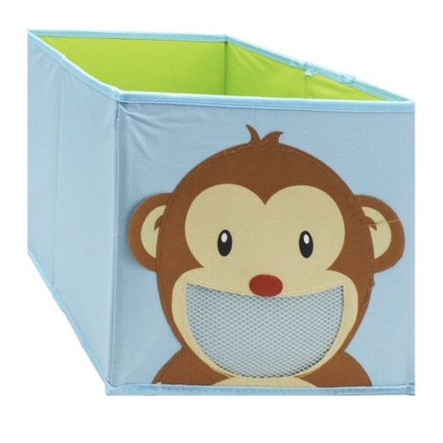Корзина для игрушек Мартышка (YJ259210230-1-2-3-4)