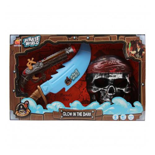 Игровой набор пирата Nan Teng (B6608-6)