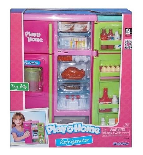Игровой набор Keenway Play Home Холодильник (21676)