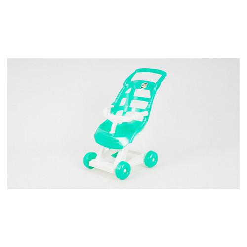 Коляска для куклы Orion Бирюзовый (00147Turquoise)