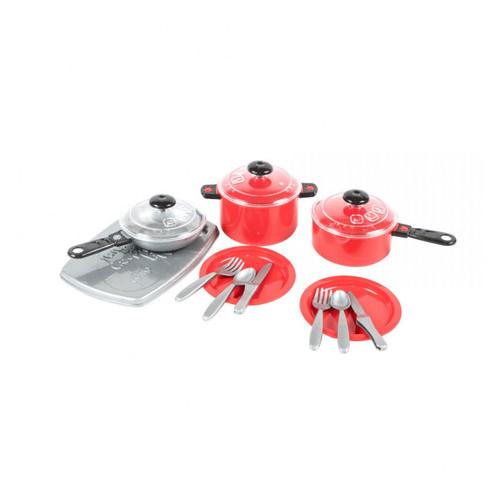 Набор посуды Orion Iriska 1 Красный (348ORRed)