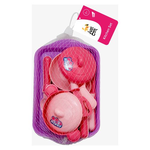 Набор Just Cool игрушечной посуды (KF688)