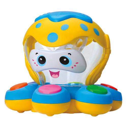 Игрушка музыкальная Mommy Love Осьминог (QX-91134E)
