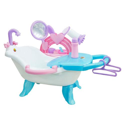 Набор для купания кукол Полесье №2 с аксессуарами (47250)