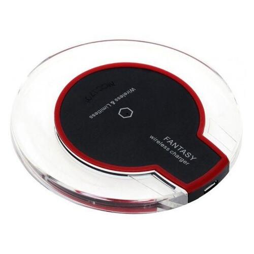 Передатчик Qi беспроводная зарядка телефона Fantasy Wireless Charge K9 Black