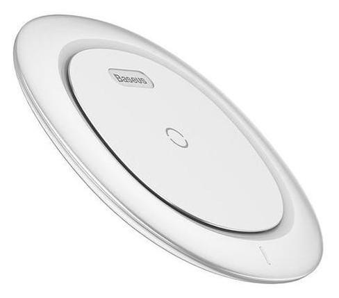 Беспроводное зарядное устройство Baseus UFO White (WXFD-02)
