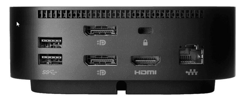 Док-станция HP USB-C/A Universal Dock G2 (JN635TW13AA)