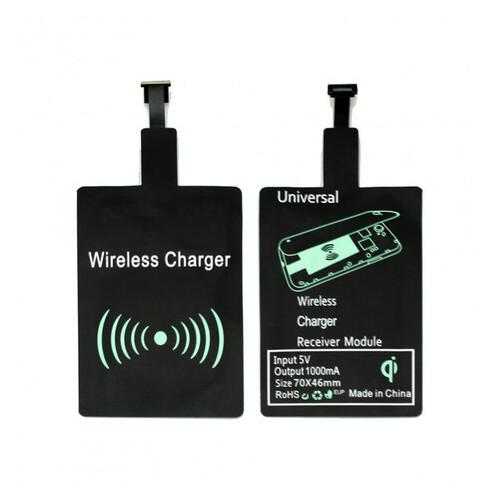Приемник для беспроводной зарядки Charger Wireless для Android Black (1491)