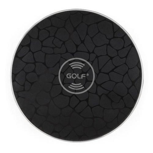 Беспроводное зарядное устройство Golf  WQ1 5W Black