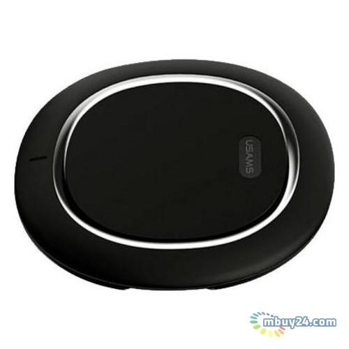 Беспроводное зарядное устройство Usams US-CD29 Black (1-00361_1)