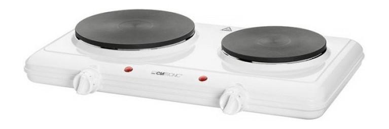 Настольная плита Clatronic DKP 3583 white