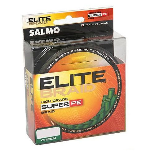 Леска плетеная Salmo Elite Braid 91 м Green (4815-024)