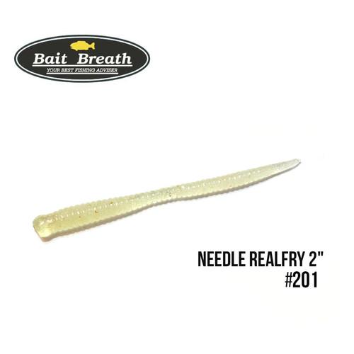 Приманка Bait Breath Needle RealFry 2 15 шт (201 Wakasagi)