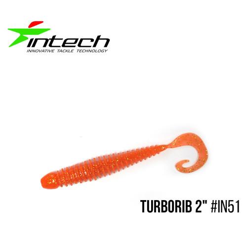 Приманка Intech Turborib 2 12 шт (In51)