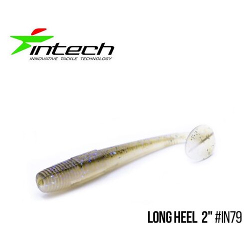 Приманка Intech Long Heel 3 (8 шт) (IN79)