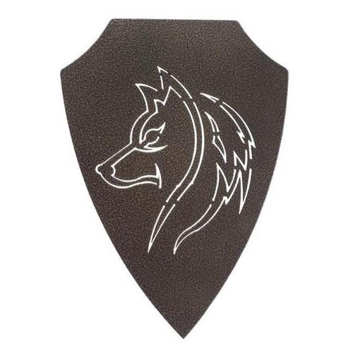 Подставка-щит для шампуров DV волк (Х31)