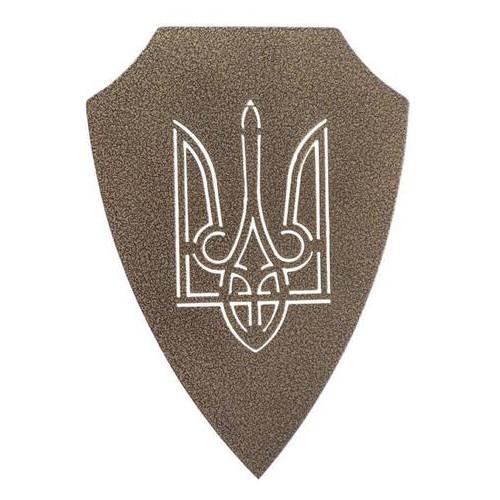 Подставка-щит для шампуров DV герб Украины (Х29)