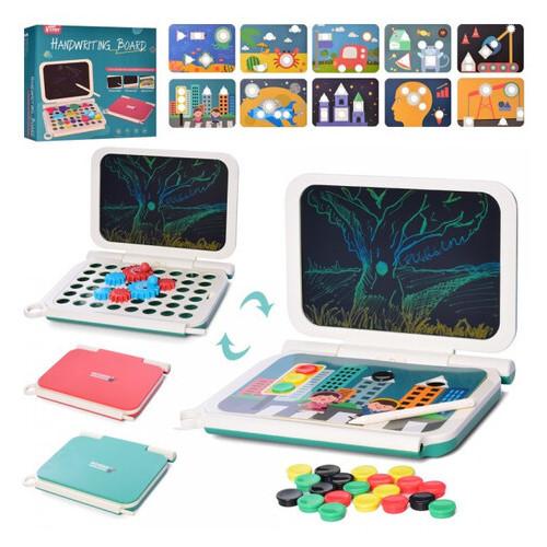 Детский планшет 2в1 636-49AB