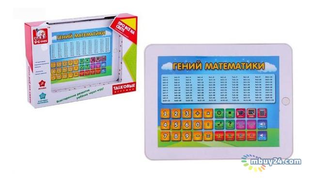 Обучающий планшет Dexy Гений математики