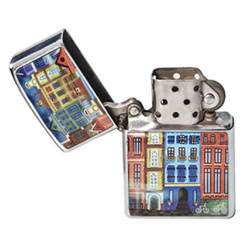 Зажигалка DevayS Maker DM 01 Голландия разноцветная (24-08-430)