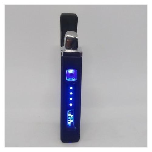 Электроимпульсная зажигалка ARC Lighter 315, Черный