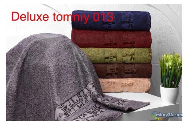 набор из 6-ти полотенец Hanibaba Бамбук лайт deluxe temniy 70x140 (m014914)