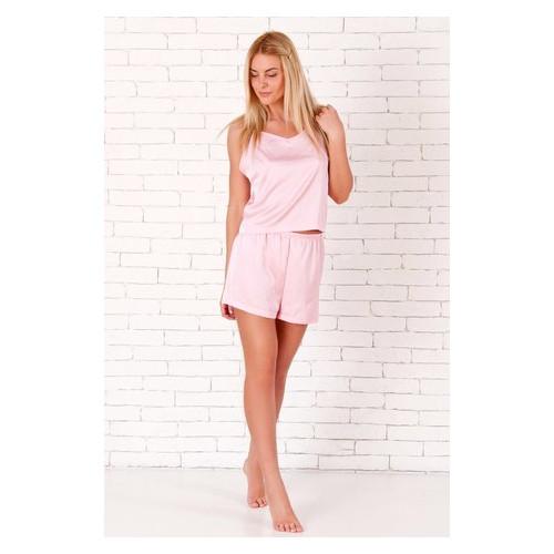 Комплект Irmana майка+шорты Эрика 42 Розовый