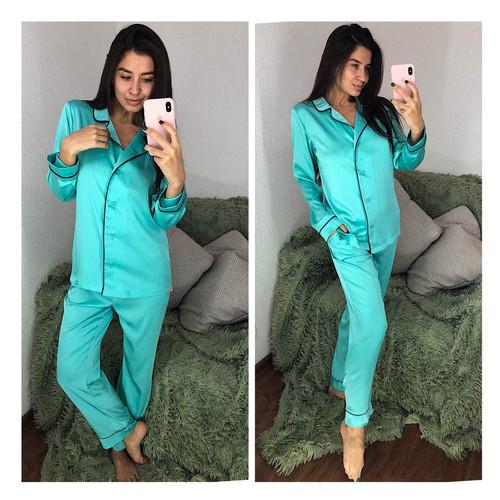 Пижама Irmana Кант 42 Бирюзовый