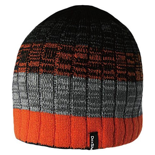 Водонепроницаемая шапка DexShell, оранжевый градиент (DH332N-OG)