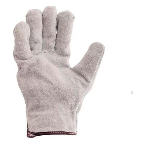 Перчатки Intertool замшевые 27 см х 10,5 (SP-0155W)