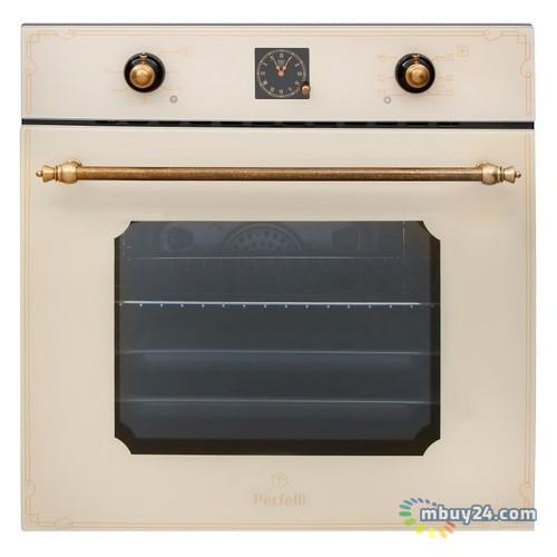 Духовой шкаф Perfelli BOE6645 IV Antique Glass