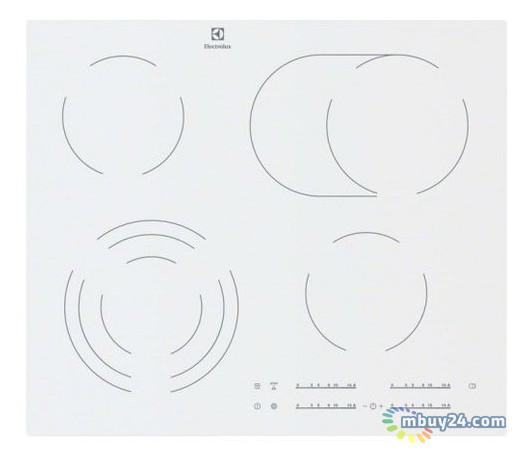 Варочная поверхность электрическая Electrolux EHF 96547 SW