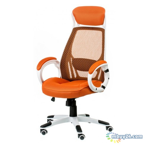 Кресло офисное Special4You Briz Orange (E0895)