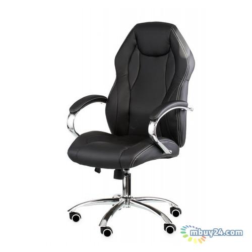 Кресло офисное Special4You Cross E4787 black