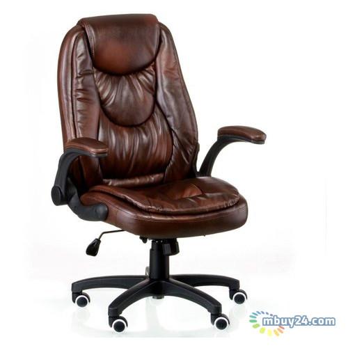 Кресло офисное Special4You Oskar Brown (E5258)