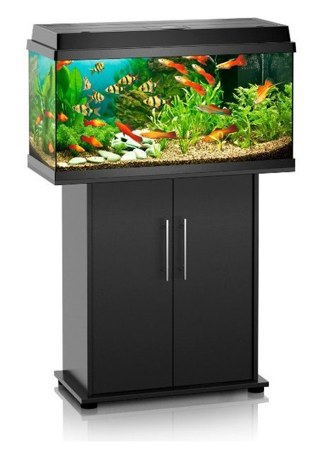 Подставка под аквариум Juwel Rio 125 чер / Rekord 110 черная
