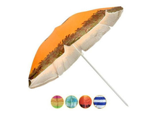 Зонт пляжный 2.2м Anti - UF