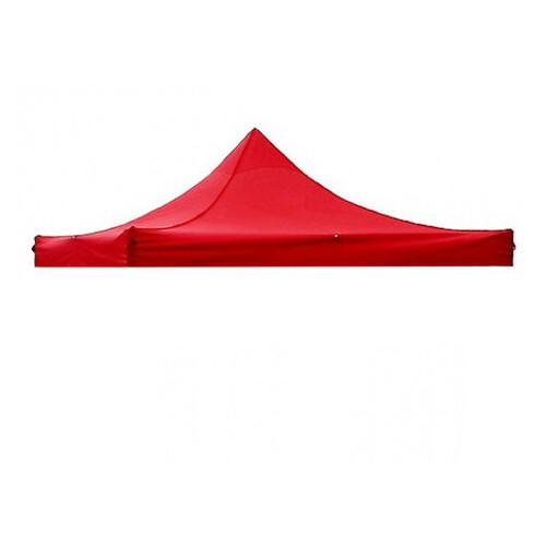 Крыша тент на раздвижной шатер Trends 3х3 Красный прорезиненый купол (VB16KAR-11248)