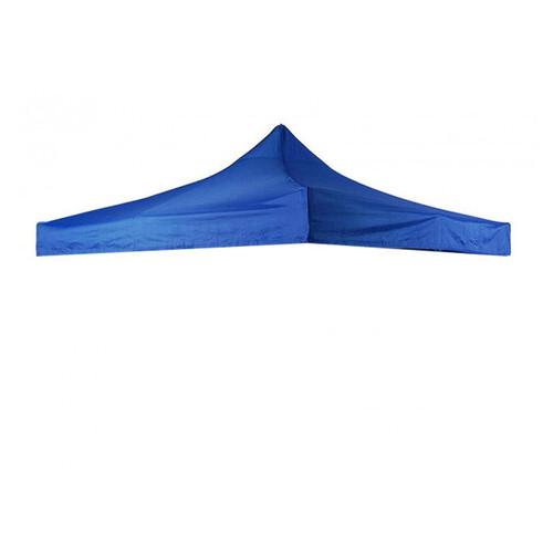 Крыша тент на раздвижной шатер Trends 3х3 Синий прорезиненый купол (VB16KAR-11250)