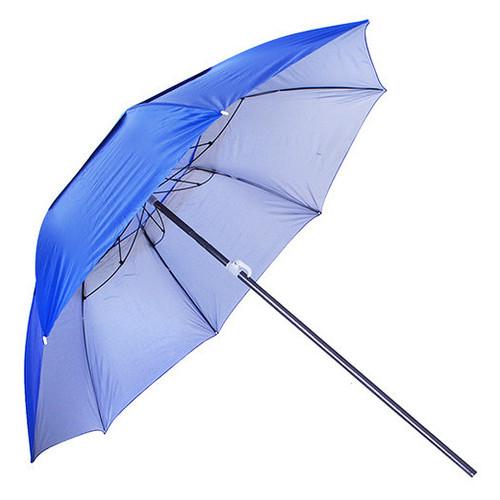 Зонт пляжный Stenson MH-2712 d2.0м с треногой и колышками, синий