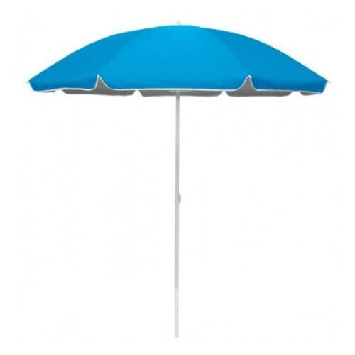 Зонт пляжный Stenson MH-2060 Серебро (77700863)
