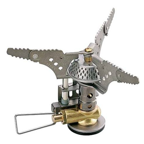 Горелка газовая невыносная Kovea KB-0101 Camp-3 Titanium