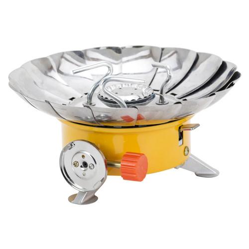 Плита газовая Sigma с пьезоподжигом и защитой от ветра чехол (2903511)
