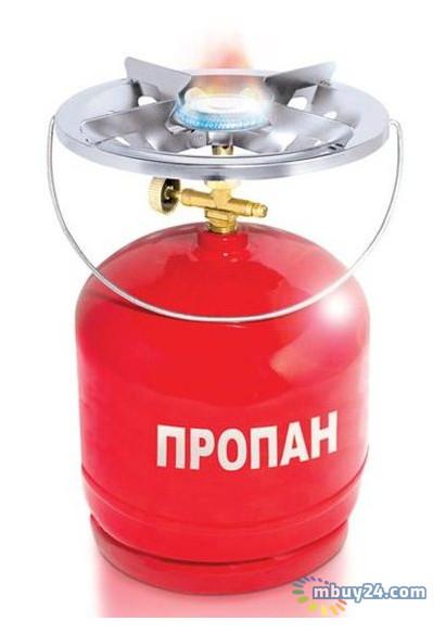 Газовая горелка Intertool GS-0008 8 л