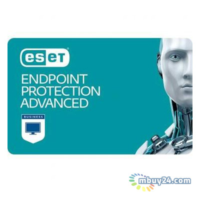 Антивирус Eset Endpoint protection advanced 41 ПК лицензия на 2 года Busines (EEPA_41_2_B)