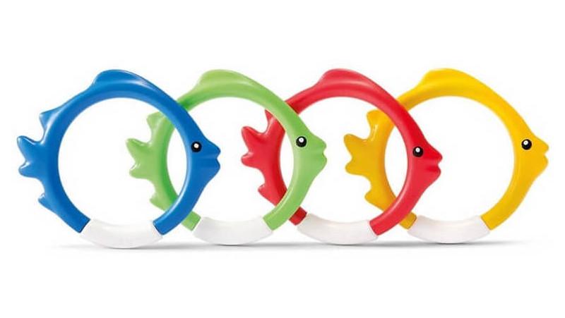 Набор для подводной игры Intex 55507 Рыбки