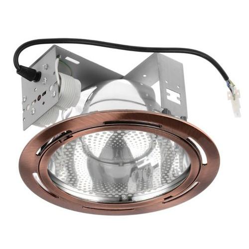 Светильник точечный Brille DL-01 AB/2x26W даунлайт