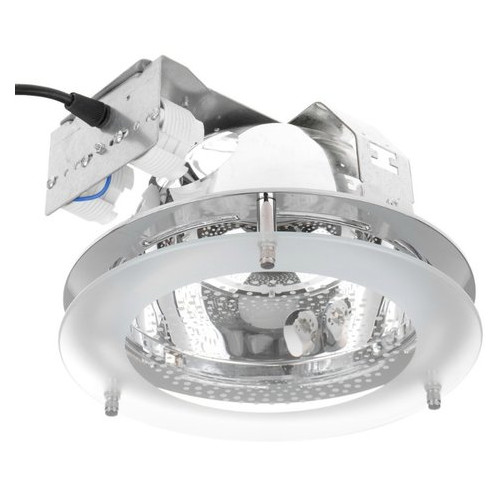 Светильник точечный Brille DL-02 CH/2x26W даунлайт