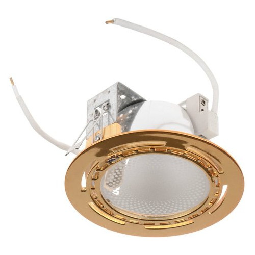 Светильник точечный Brille DL-10 PB (J118 мм Rx7) даунлайт